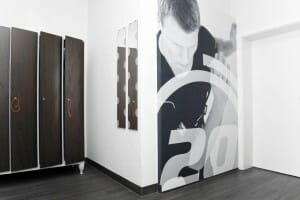 EMS Studio Umkleide