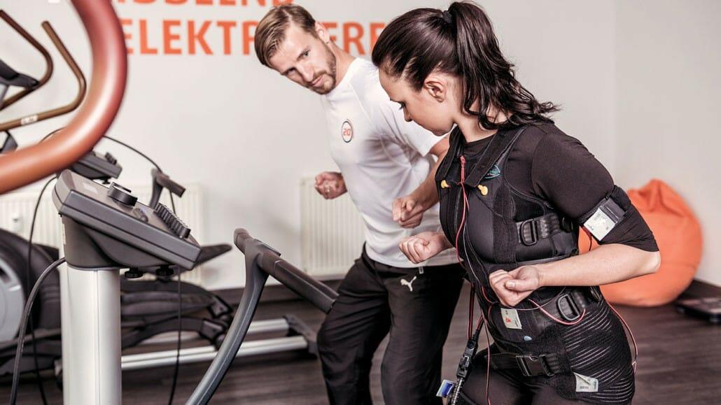 EMS Fitnesstraining