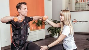 Kosten für EMS Training bei 20 Minutes